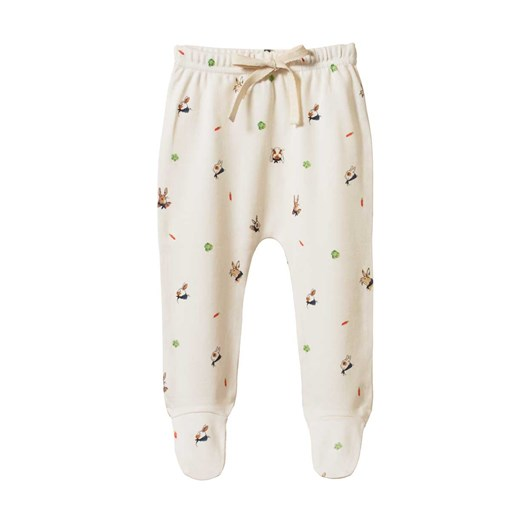 Nature Baby Footed Rompers