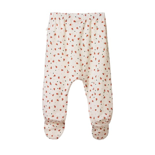 Nature Baby Merino Essential Footed Rompers