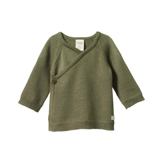 Nature Baby Merino Knit Kimono Jacket