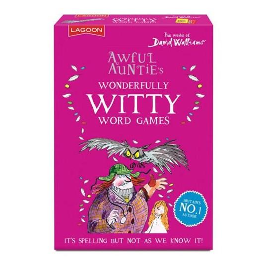 Lagoon David Walliams - Awful Aunties Witty Word Games