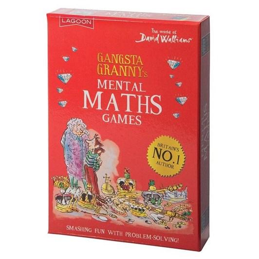 Lagoon David Walliams - Gangsta Granny's Mental Maths Games