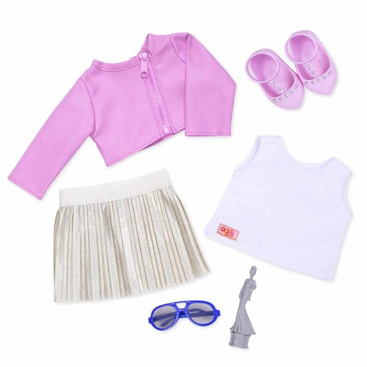 Our Generation Dolls Award Winning Actress Wardrobe Outfit