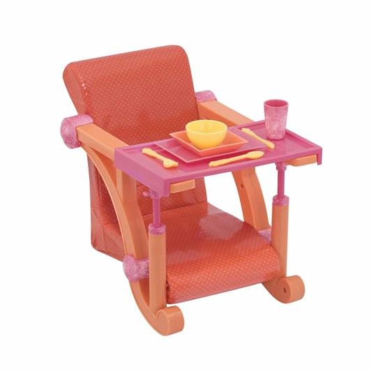 Our Generation Dolls Accessory Clip-On Chair