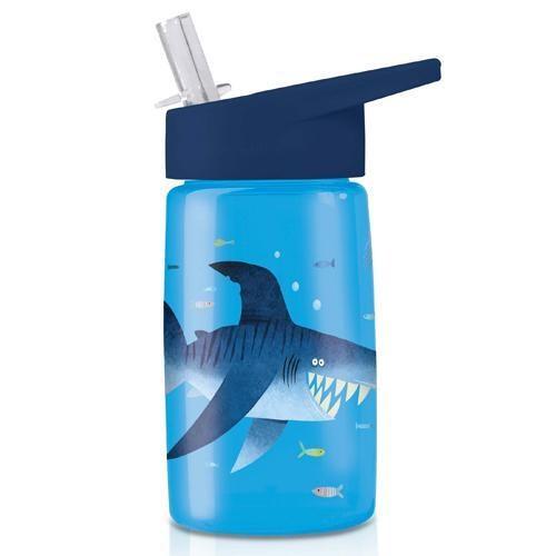 Croc Creek Tritan 450Ml Drink Bottle Shark City