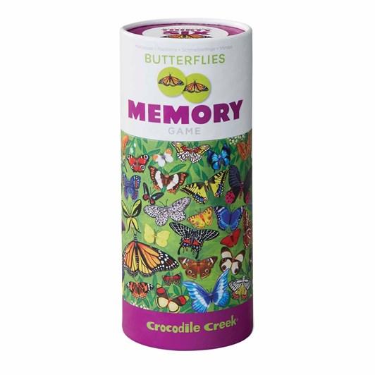 Croc Creek Memory Games