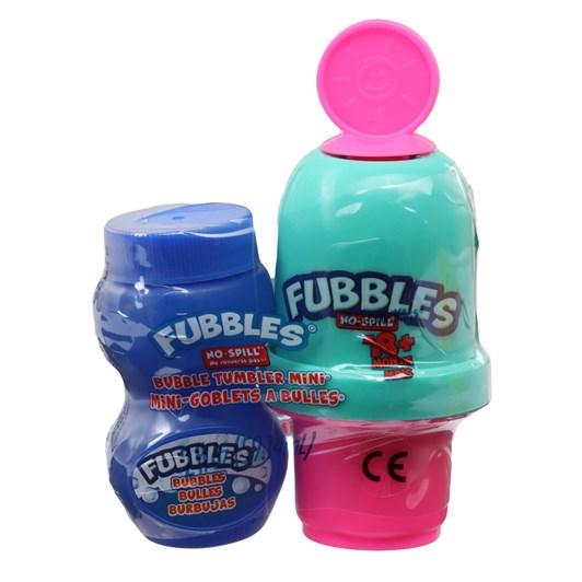 Fubbles Bubbles Tumbler Minis