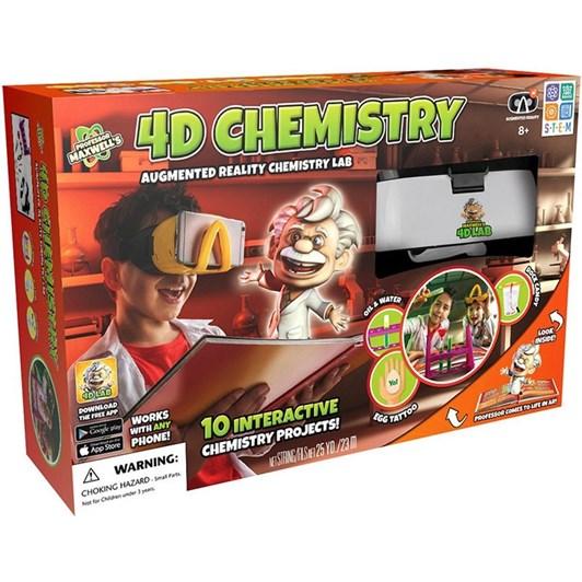 Spice Box 4D Chemistry AR Science Lab