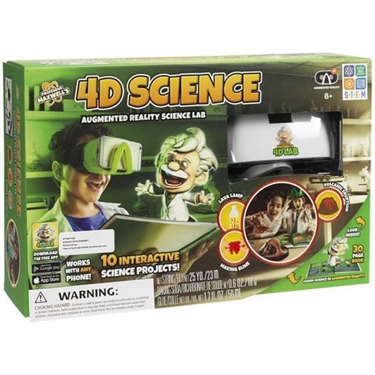 Spice Box 4D Science AR Science Lab