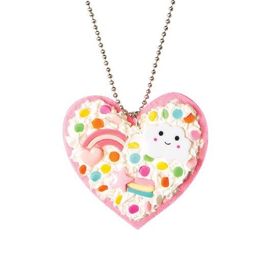 Tiger Tribe Decorama Heart Necklace