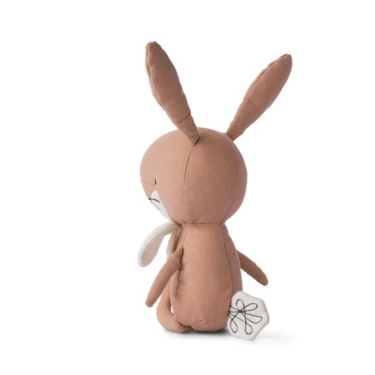 Picca Loulou Rabbit Pink In Gift Box 18Cm