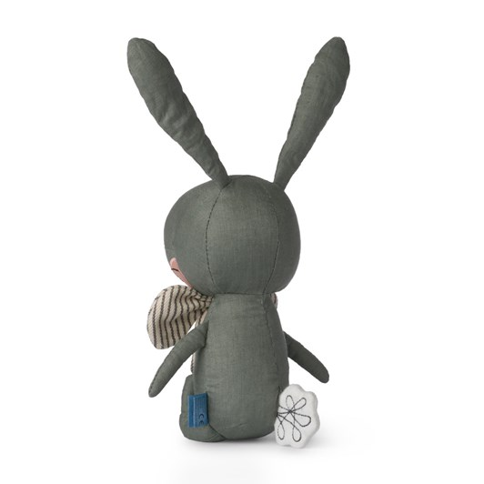 Picca Loulou Rabbit Green In Gift Box 18Cm