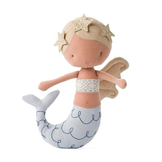 Picca Loulou Mermaid Pearl - Pale Grey 22Cm