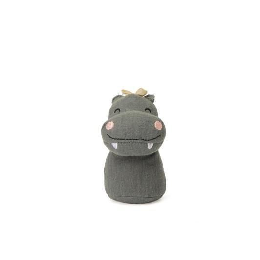 Picca Loulou Mini Hippo Rattle 10cm