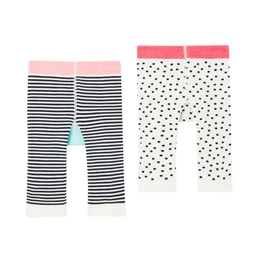 Joules Lively 2 Pack Character Leggings