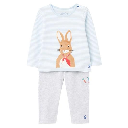 Joules Peter Rabbit Andrew Top & Trouser Set