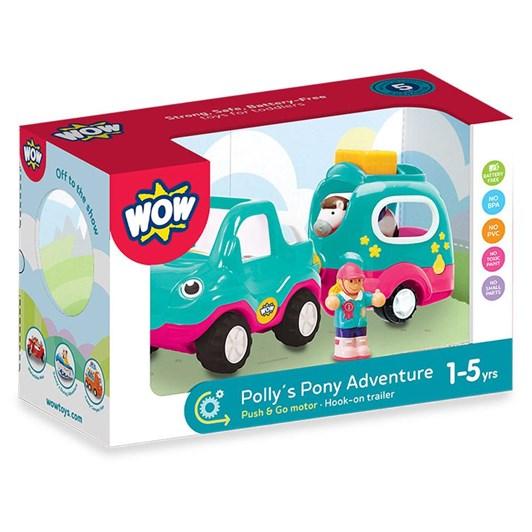 WOW Polly's Pony Adventure