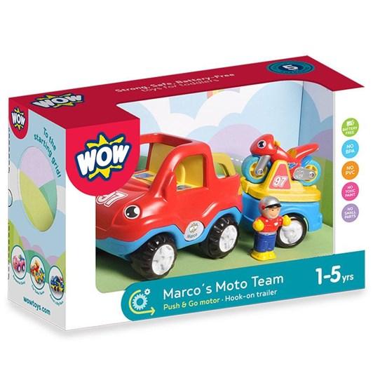 WOW Marco's Moto Team