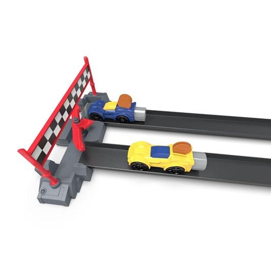Steam Fuel & Duel Rocket Racers