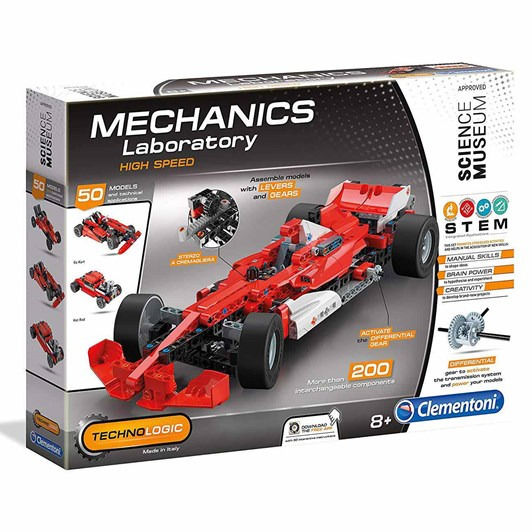 Clementoni Science & Play Mechanics Lab - Formula 1