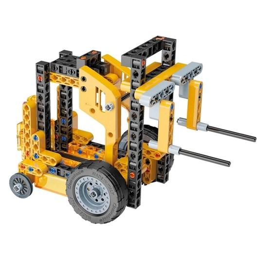 Clementoni Science & Play Mechanics Lab - Cranes