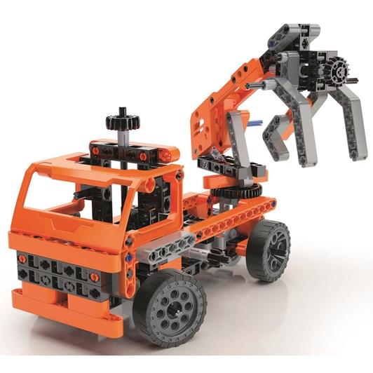 Clementoni Science & Play Mechanics Lab - Transport Trucks