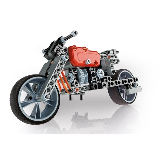Clementoni Science & Play Mechanics Lab - Roadster & Dragster