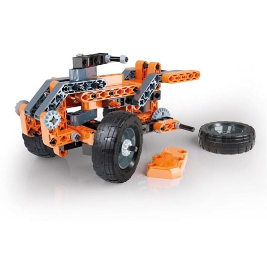 Clementoni Science & Play Mechanics Lab - Buggy & Quad