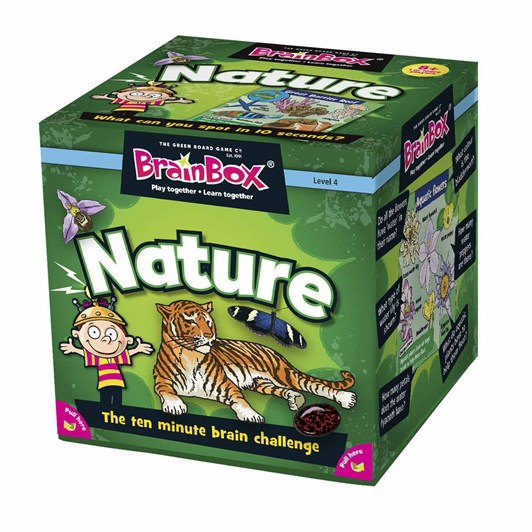 Brain Box Nature - 55 cards