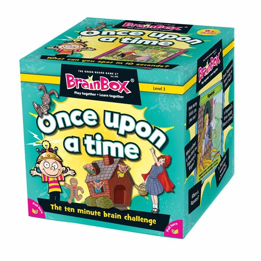 Brain Box Once Upon a Time - 55 cards