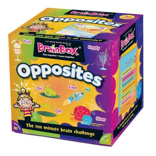 Brain Box Opposites