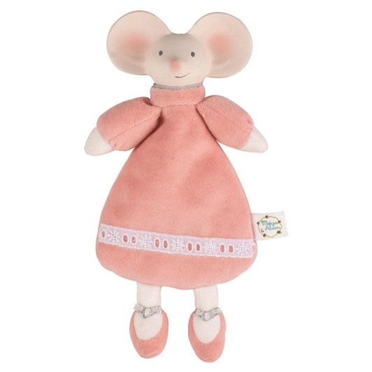 Meiya & Alvin Meiya The Mouse with Teether Head 25cm