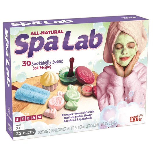 Smartlab All Natural - Spa Lab