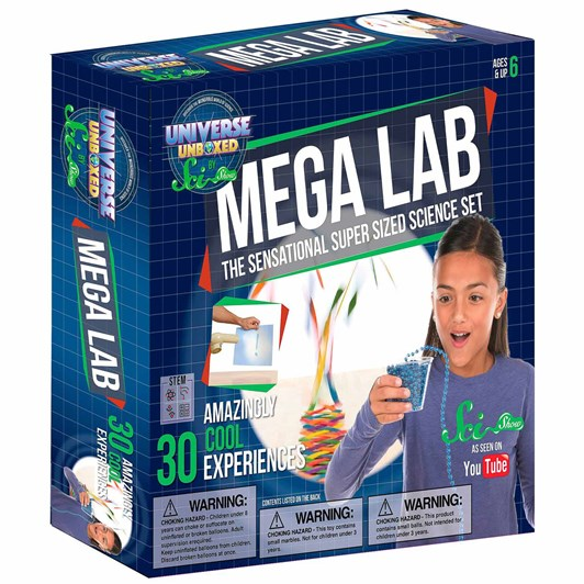 Steam Universe Unboxed - Mega Lab