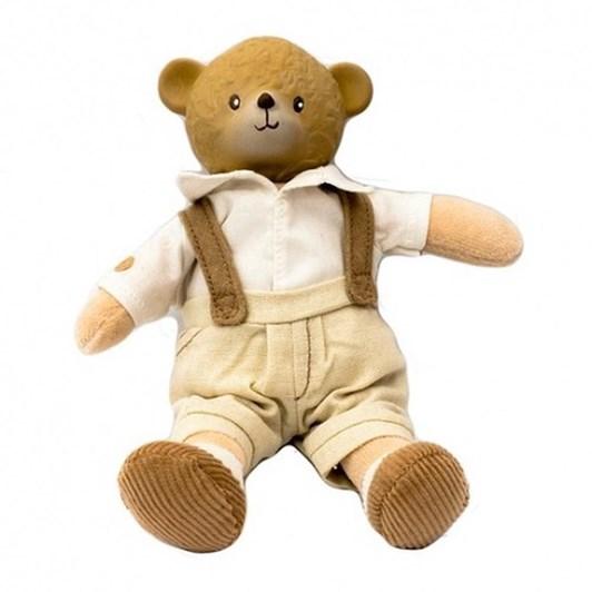 Meiya & Alvin Wallace The Bear With Teether Head 21cm