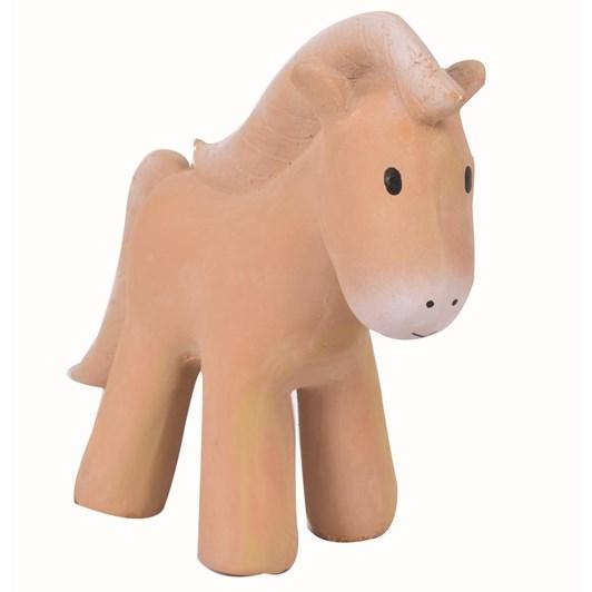 My First Tikiri Farm Animal Rattle & Bath Toy