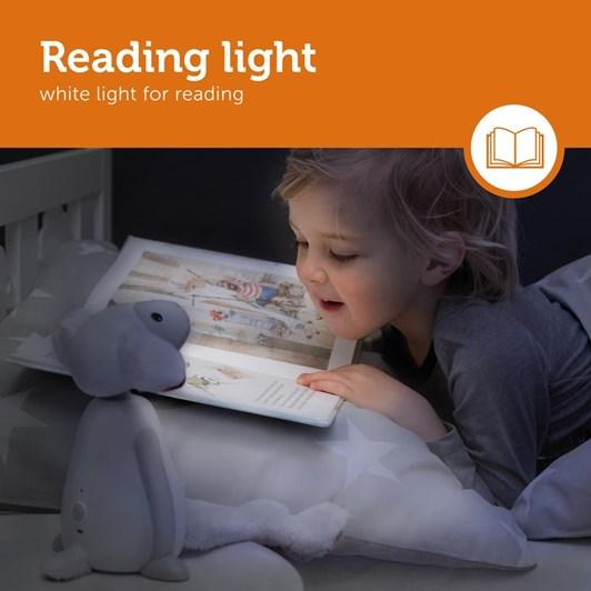 Zazu Finn Reading Light Grey