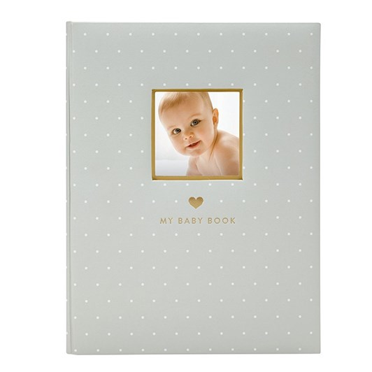 Pearhead Sweet Welcome Babybook