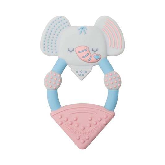 Cheeky Chompers Teether - Darcy the Elephant Teether