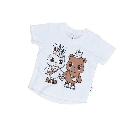 Huxbaby Furry Friends T-Shirt 0M-2Y