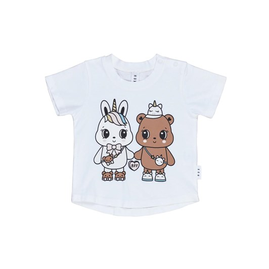 Huxbaby Furry Friends T-Shirt 3-5Y