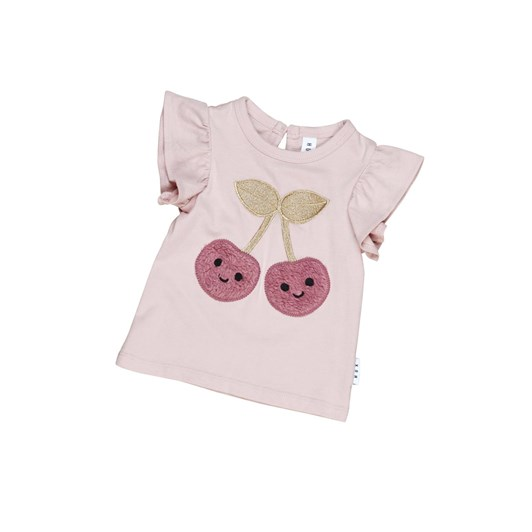 Huxbaby Cherry Frill T-Shirt 0M-2Y