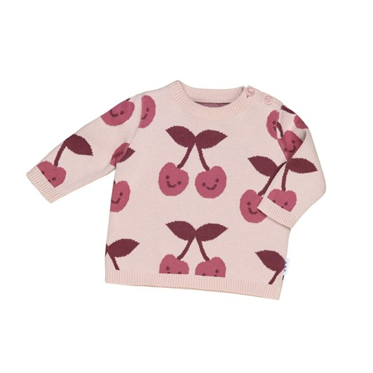 Huxbaby Cherry Knit Jumper 3-5Y