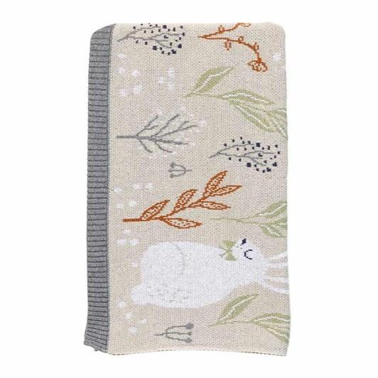 Indus Nature Bunny Blanket