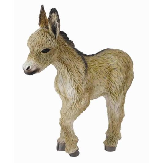 CollectA Donkey Foal Walking Figurine