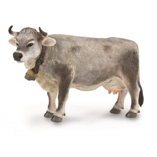 CollectA Tyrol Grey Cattle Figurine