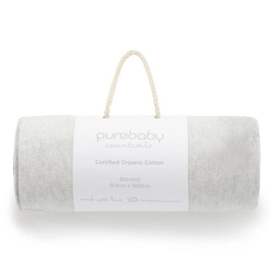 Purebaby Feature Blanket