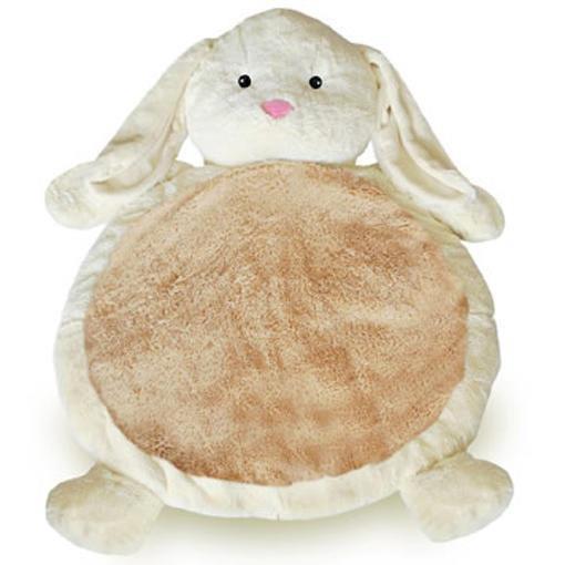 Lulujo Bunny Baby Mat