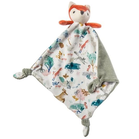 Lulujo Little Knottie Fox Blanket