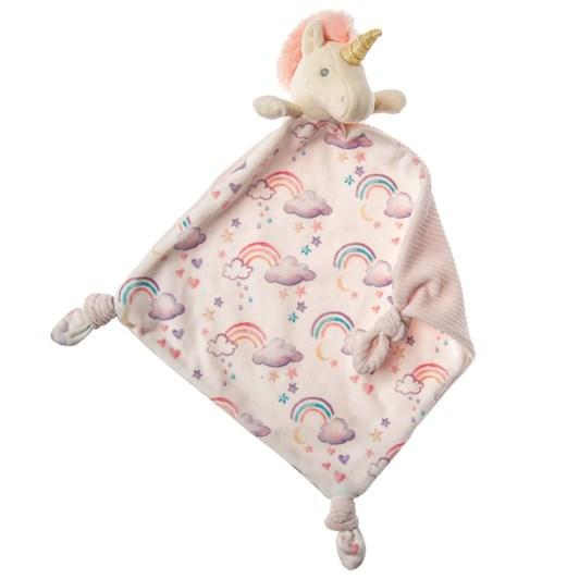 Lulujo Little Knottie Unicorn Blanket