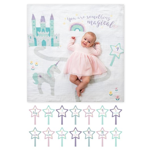 Lulujo Baby's First Year - Something Magical